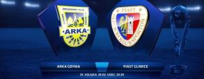 Arka Gdynia 0:0 Piast Gliwice