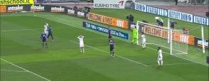 Lazio Rzym 0:1 AC Milan