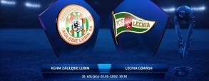 Zagłębie Lubin 0:0 Lechia Gdańsk
