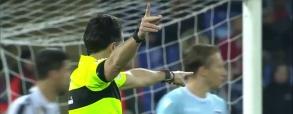 Lazio Rzym 0:1 Juventus Turyn