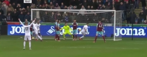 Swansea City 4:1 West Ham United