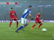 Schalke 04 1:0 Hertha Berlin