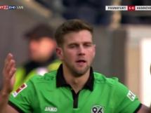 Eintracht Frankfurt - Hannover 96 1:0