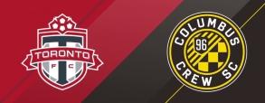 Toronto FC 0:2 Columbus Crew