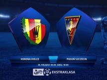 Korona Kielce - Pogoń Szczecin 0:0