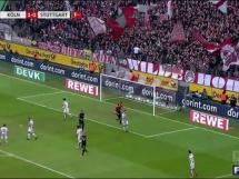 FC Koln - VfB Stuttgart 2:3