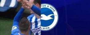 Brighton & Hove Albion 2:1 Arsenal Londyn
