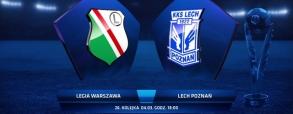 Legia Warszawa - Lech Poznań