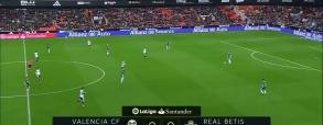 Valencia CF 2:0 Betis Sewilla
