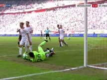 Fortuna Düsseldorf 2:1 Fc St. Pauli