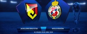 Jagiellonia Białystok 2:0 Wisła Kraków