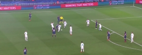 PSG 1:2 Real Madryt