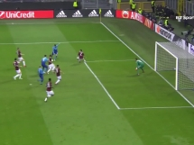 AC Milan 0:2 Arsenal Londyn