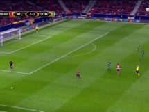 Atletico Madryt 3:0 Lokomotiw Moskwa