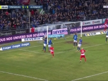 Strasbourg 1:3 AS Monaco