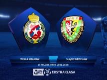 Wisła Kraków - Śląsk Wrocław 3:1