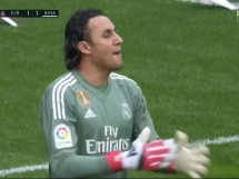 SD Eibar 1:2 Real Madryt
