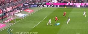 Bayern Monachium 6:0 Hamburger SV