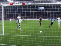 Bayer Leverkusen - Borussia Monchengladbach 2:1