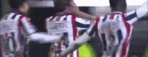 Willem II 5:0 PSV Eindhoven