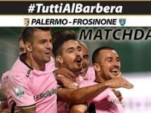 US Palermo 1:0 Frosinone