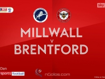 Millwall 1:0 Brentford