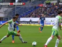 Hoffenheim 3:0 VfL Wolfsburg