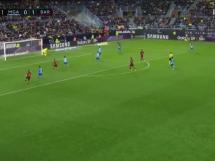 Malaga CF 0:2 FC Barcelona