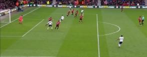 AFC Bournemouth 1:4 Tottenham Hotspur
