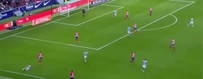 Atletico Madryt 3:0 Celta Vigo