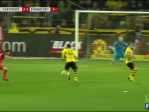 Borussia Dortmund - Eintracht Frankfurt 3:2