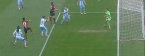 Cagliari 2:2 Lazio Rzym