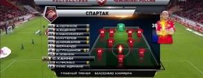 Spartak Moskwa 1:0 SKA Chabarowsk