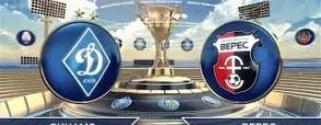 Dynamo Kijów 1:0 Veres Rivne