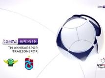 Akhisar Belediye 1:3 Trabzonspor