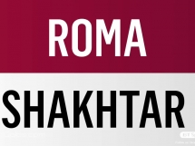 AS Roma - Szachtar Donieck 1:0