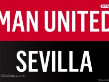 Manchester United 1:2 Sevilla FC