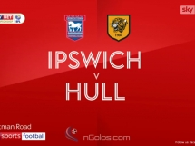Ipswich Town 0:3 Hull City