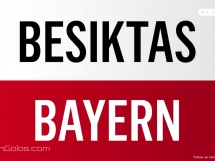 Besiktas Stambuł - Bayern Monachium 1:3
