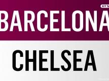 FC Barcelona - Chelsea Londyn 3:0
