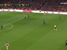 Arsenal Londyn - AC Milan 3:1