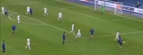 Dynamo Kijów 0:2 Lazio Rzym
