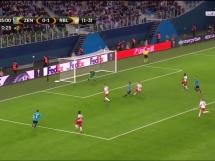 Zenit St. Petersburg 1:1 RB Lipsk