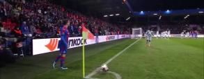 Viktoria Pilzno 2:1 Sporting Lizbona