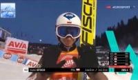 Stoch bije rekord skoczni i wygrywa w Trondheim! [Wideo]