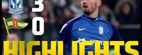 Lech Poznań 3:0 Lechia Gdańsk