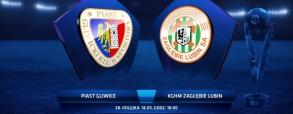Piast Gliwice 0:0 Zagłębie Lubin