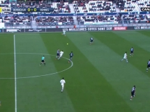 Bordeaux 0:2 Stade Rennes