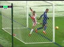 Stoke City - Everton 1:2