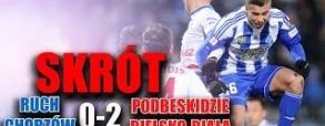 Ruch Chorzów 0:2 Podbeskidzie Bielsko-Biała